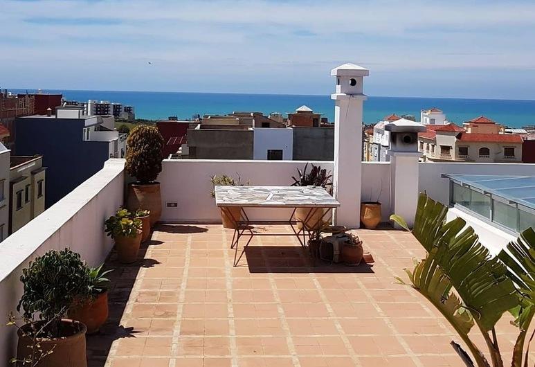 Nour D'asilah, Asilah, Apartment (Third floor), Terrace/Patio