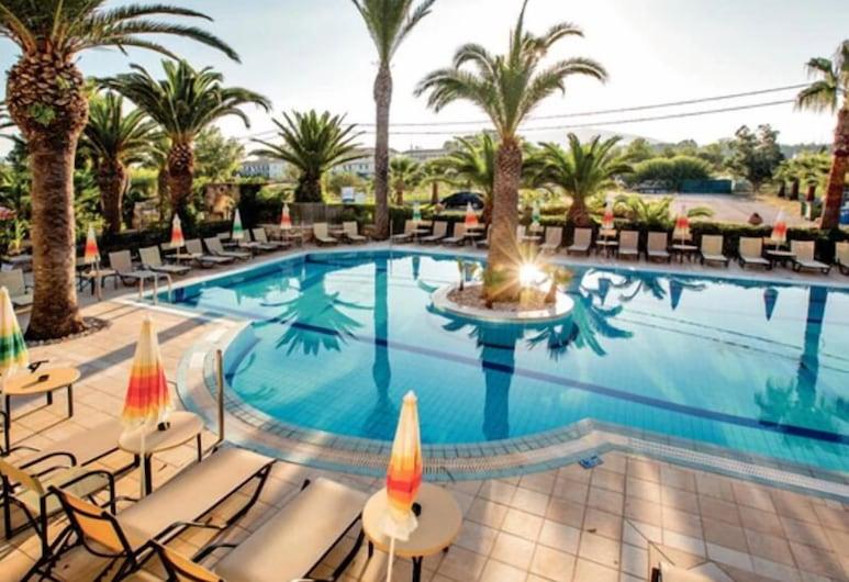 Margarita Hotel - All-inclusive, Ζάκυνθος, Εξωτερική πισίνα