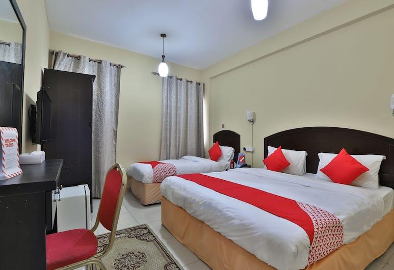 OYO 240 Seattle Hotel, Dubajus, Kambarys šeimai, Svečių kambarys
