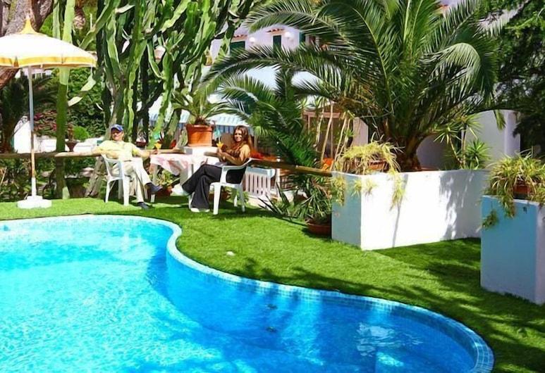 Hotel Park Calitto, Forio, בריכה חיצונית