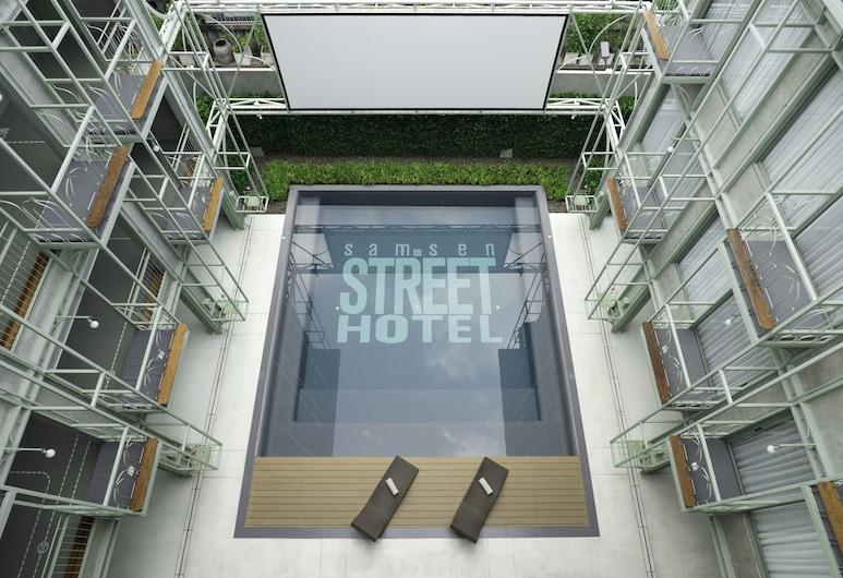 サムセン ストリート ホテル, バンコク, 屋外プール