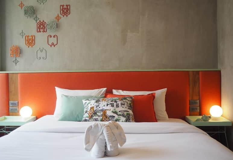 Samsen Street Hotel, Bangkok, Superior Double Room, Guest Room