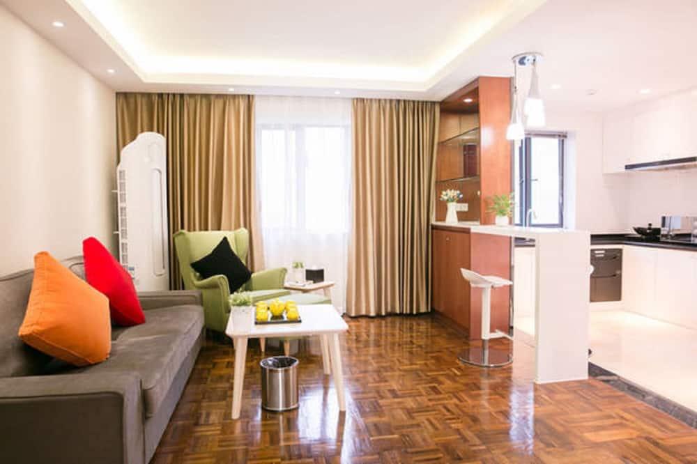 Exclusive Studio - Living Area