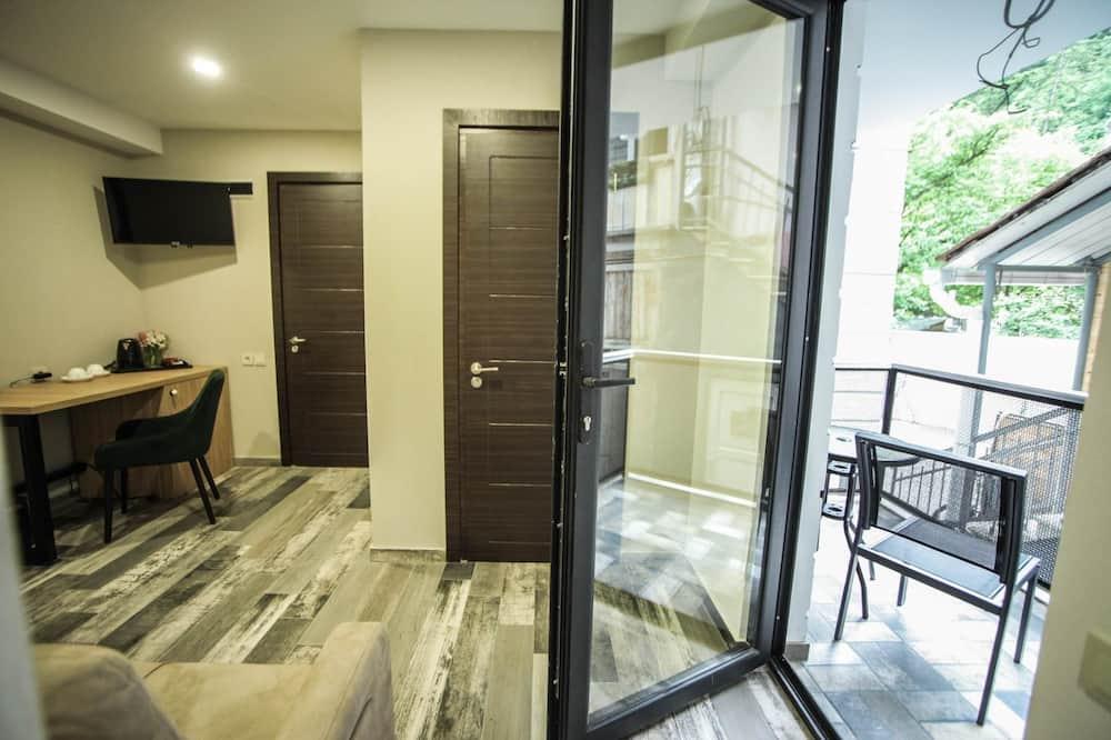 Habitación familiar, balcón - Habitación