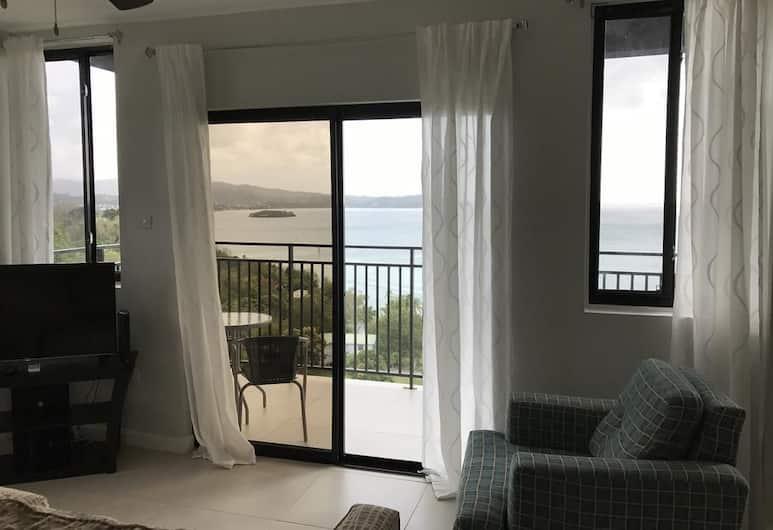 Calabash Villas on Bonaire Bay, Gros Islet, Villa, 2 slaapkamers, Woonruimte