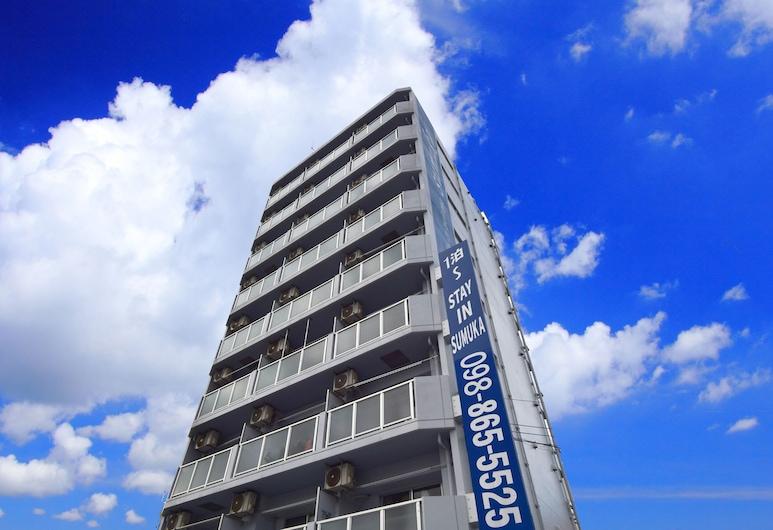 Stay in SUMUKA Kokusai-street, Naha