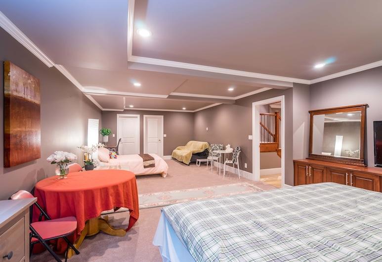 فانكوفر يويلاي جيست هاوس, كوكيتلام, غرفة عائلية, غرفة نزلاء