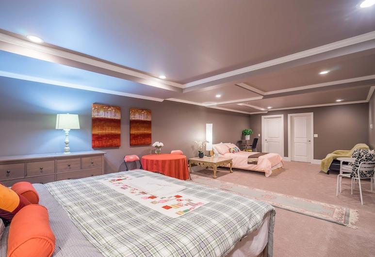 Vancouver Yuelai Guesthouse, Coquitlam, Familieværelse, Værelse