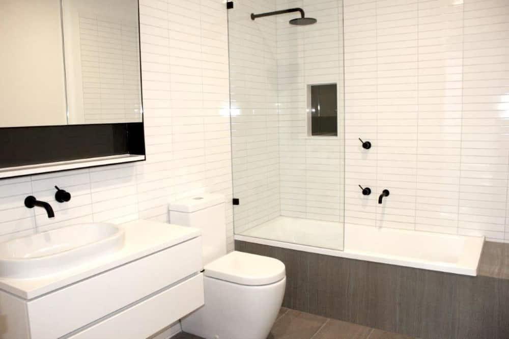 Maison Familiale, 3 chambres - Salle de bain