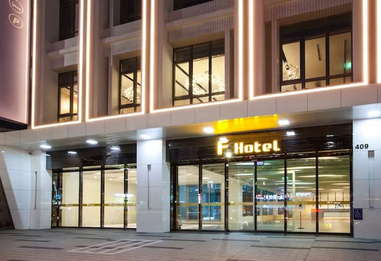F Hotel Luzhou Taipei, Naujasis Taipėjus