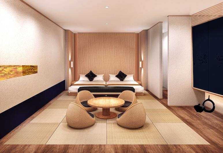 京都二條城頭等艙飯店, Kyoto, 小屋 (Premium Class), 客房