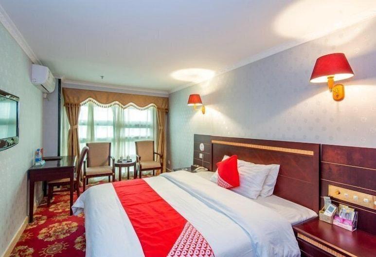 Tiandi Renhe Hotel Shenzhen Shengping, Shenzhen, Standard Double Room, Guest Room