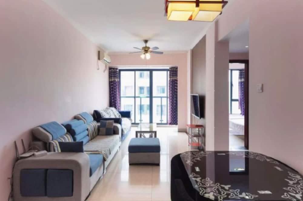Elite Apartment, 2 Bedrooms, Garden View - Room