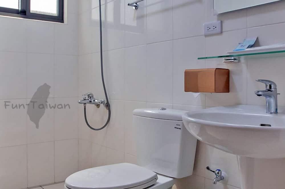 スーペリア ダブルルーム (3B) - バスルーム