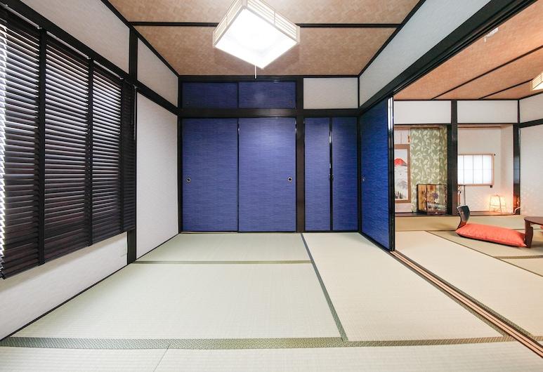 Kokoro, Токио, Традиционный коттедж, Номер