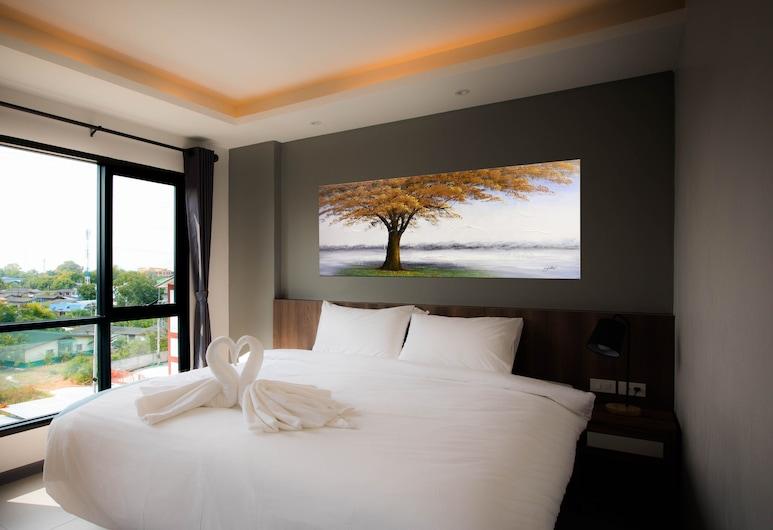 The Zleep Chonburi, Chonburi, Superior Room, Guest Room