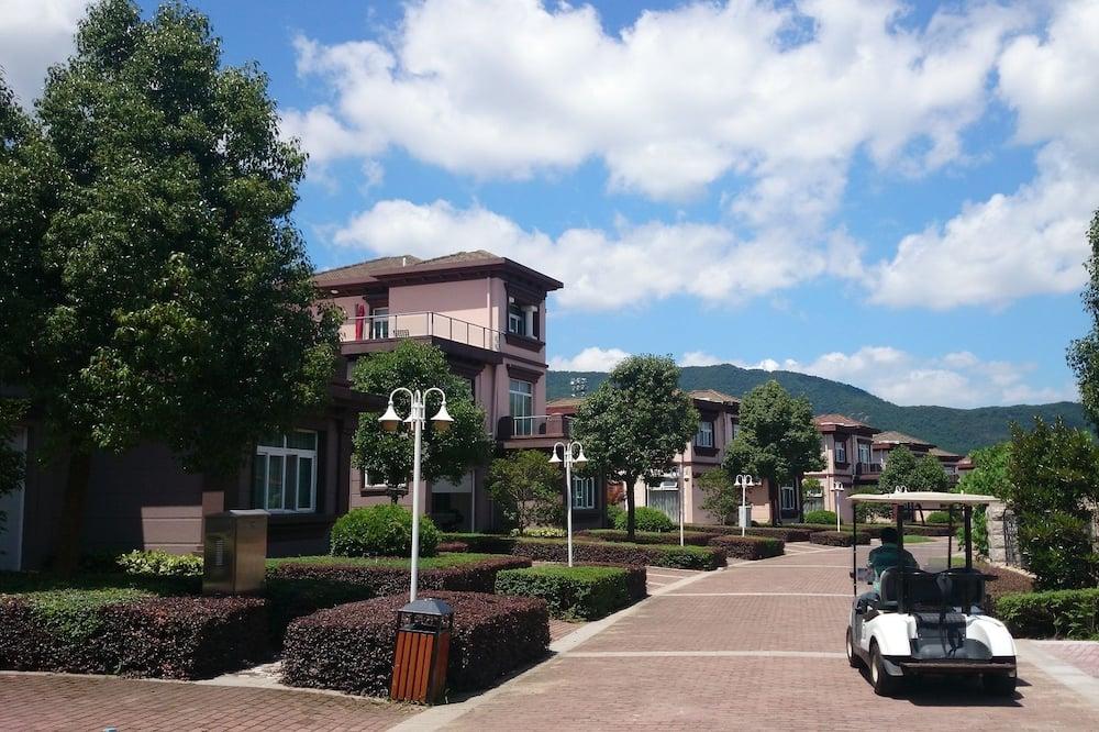 Εξωτερικός χώρος ξενοδοχείου