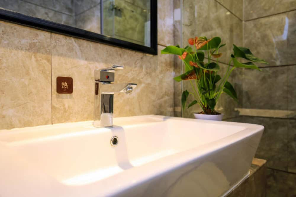 Elite-dobbeltværelse - Badeværelse