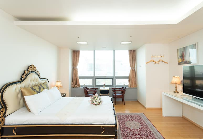 Incheon Airport Capsule Hotel No.1, Incheon, Chambre Double (Special), Chambre