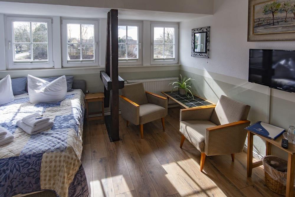 舒適雙人房 - 客廳