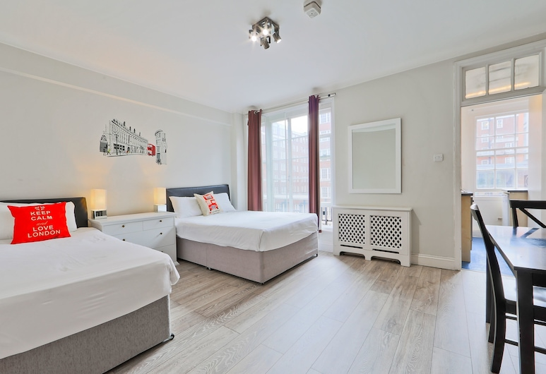 Cosy Central Apartments - Oxford Street, Londýn