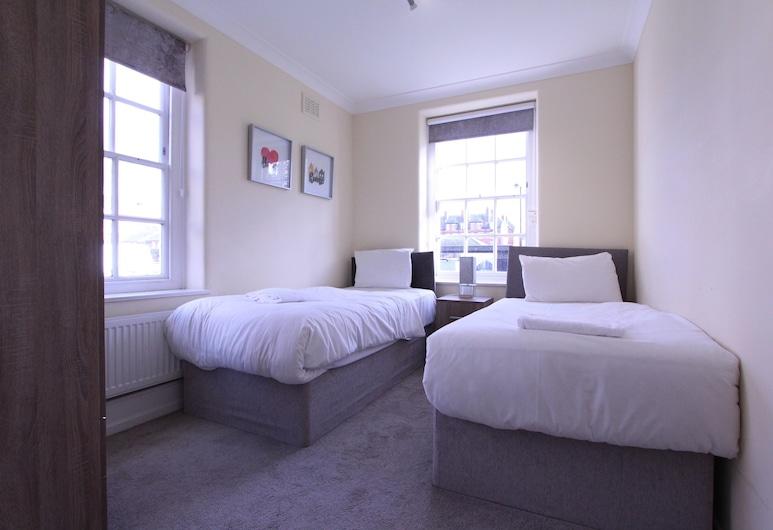 舒適馬里波恩附近 3 房公寓酒店, 倫敦, 公寓, 3 間臥室 (2 EASTLAKE), 客房