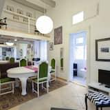 Apartmán, výhľad na mesto (n° 2) - Obývacie priestory