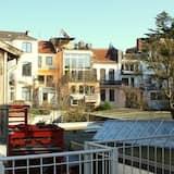 Appartement, 2 slaapkamers (Maisonette) - Balkon