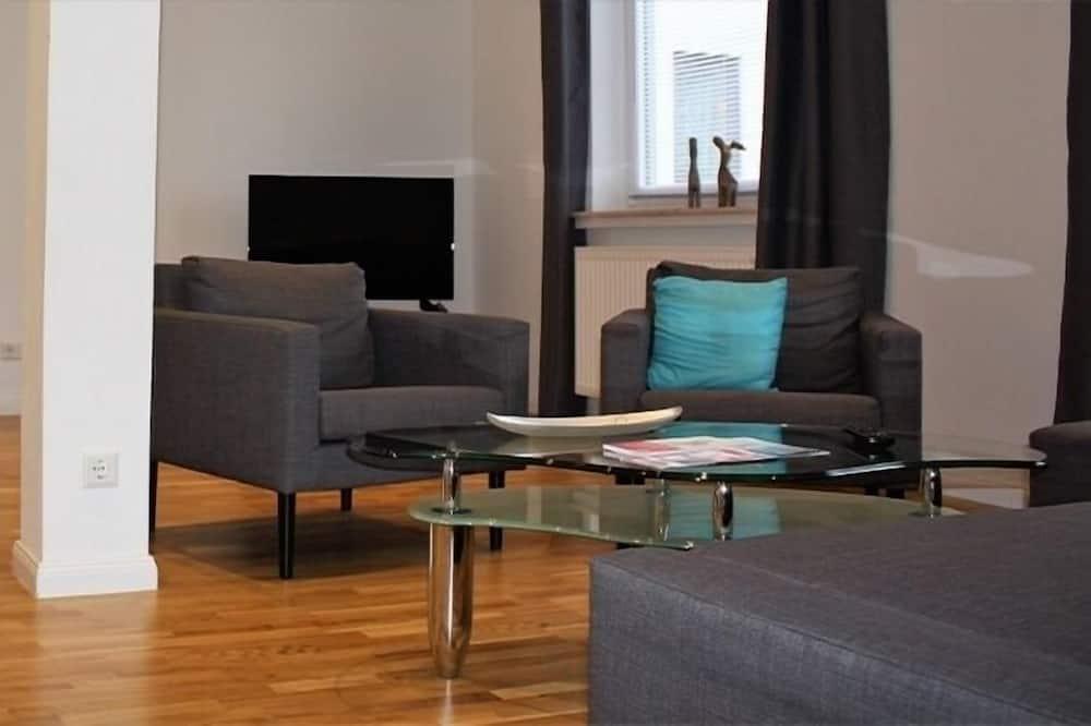 Deluxe appartement - Woonruimte