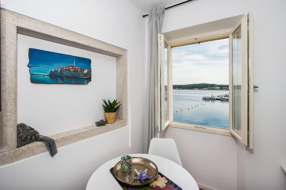 Appartamento Design - Pasti in camera
