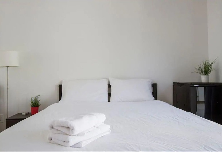Airport Apartments Hotel Kampala, Entebbe, Deluxe apartman, 2 spavaće sobe, Soba