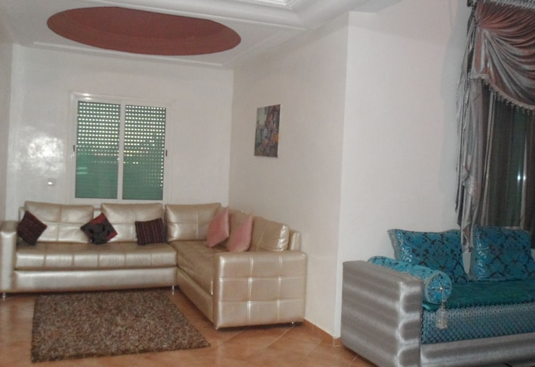Appartement 61 Résidence Mers Beach, Moulay Abdallah, Appartamento, Area soggiorno