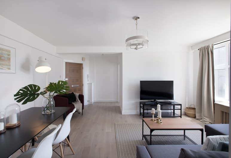 Park West by Allô Housing, London, Külaliskorter, 1 magamistoaga, Lõõgastumisala