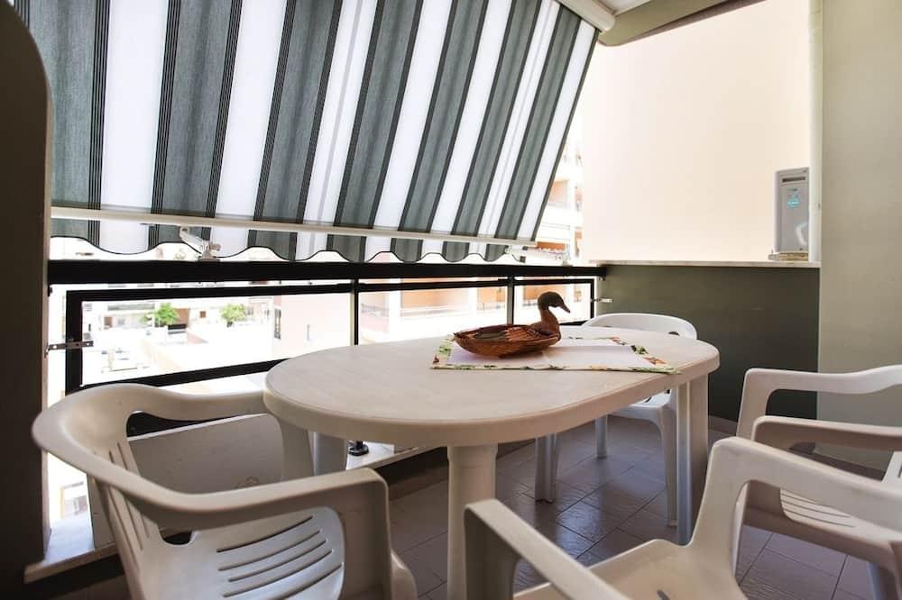 經典公寓, 2 間臥室, 陽台 - 陽台