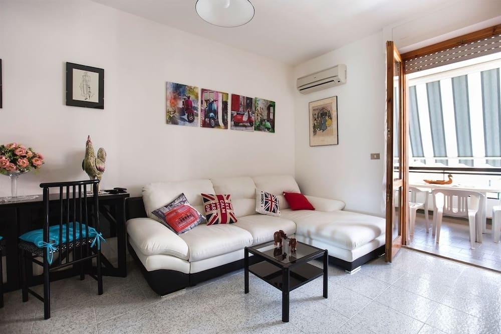 經典公寓, 2 間臥室, 陽台 - 特色相片