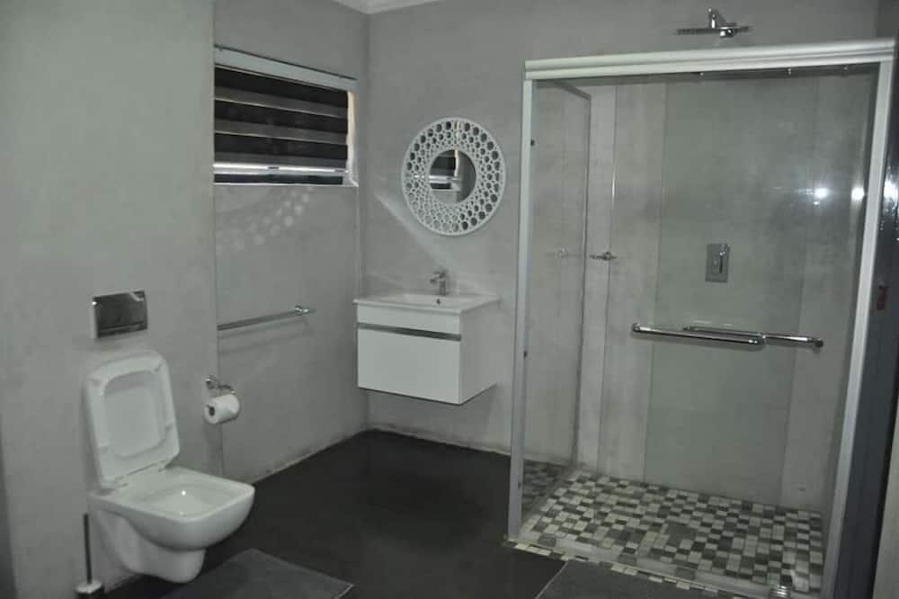 Habitación doble Deluxe, balcón - Baño