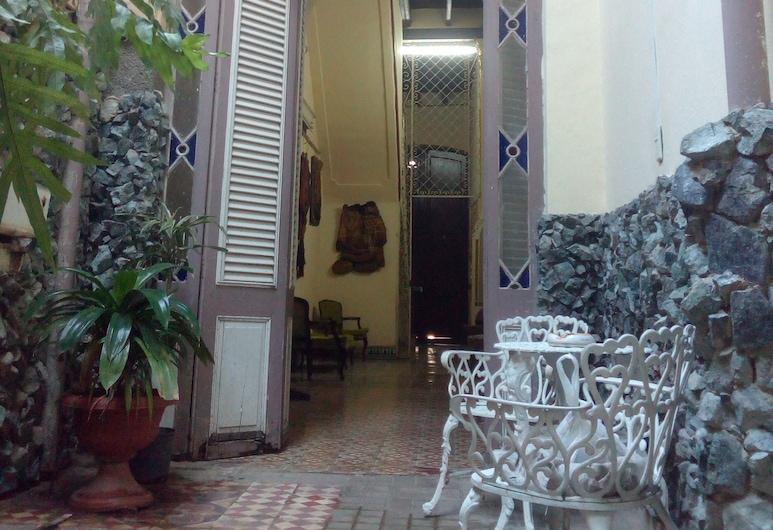 Casa Colonial Samal, Havana, Trokrevetna soba (#2), Dnevni boravak
