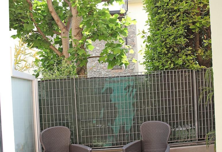 欧姆布塔民宿, 明乔河畔瓦莱焦 , 公寓, 1 间卧室, 阳台