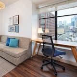 Suite, 1 Bedroom, Non Smoking - Living Area