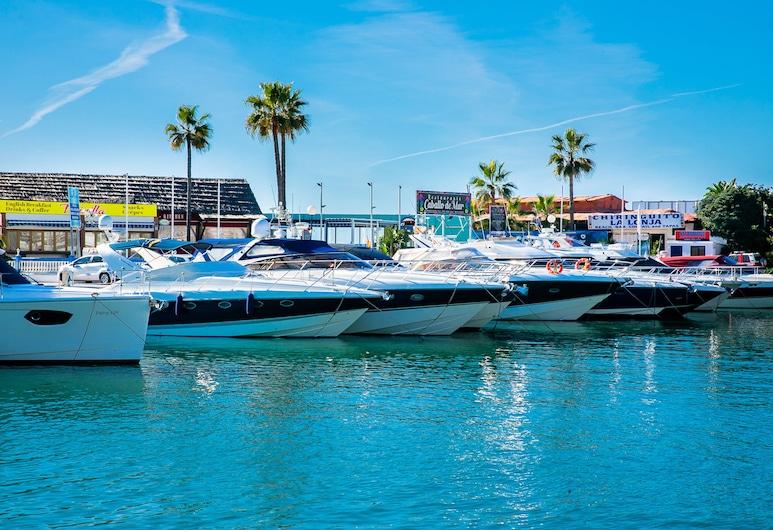 OleHolidays Marina centro ciudad con vistas al mar, Marbella, Jachthaven