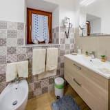 Ексклюзивний двомісний номер, 1 ліжко «кінг-сайз» (Sand) - Ванна кімната
