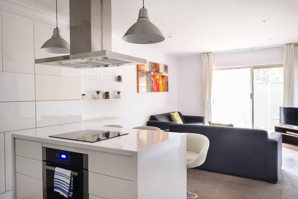 Представительские апартаменты, 2 спальни - Зона гостиной