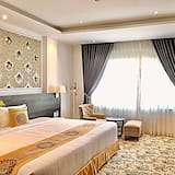 Deluxe Double or Twin Room, Pool View - Balcony