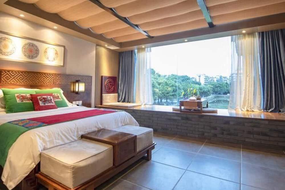 Comfort Δίκλινο Δωμάτιο (Double), Μη Καπνιστών - Δωμάτιο επισκεπτών