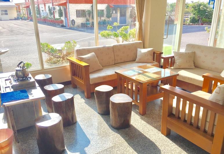 Da Tan Mountain Villa, Hengchun, Lobby Sitting Area