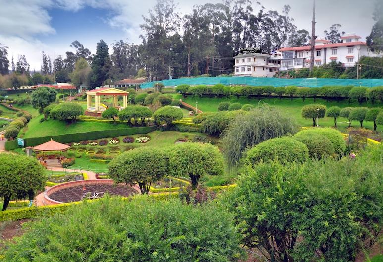 Al Woodlands Residency, Udhagamandalam, Fachada do Hotel