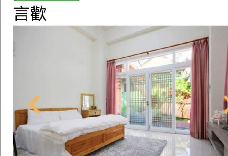 台南串門子民宿, 台南市, 標準雙人房, 客房