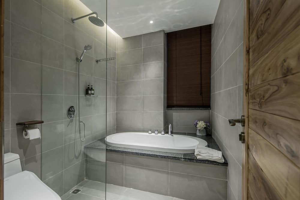 Exclusive Δίκλινο Δωμάτιο (Double) - Μπάνιο