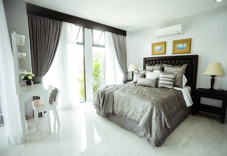 Zeller Court Apartelle, Roxas City, Quarto, 1 cama queen-size, Quarto