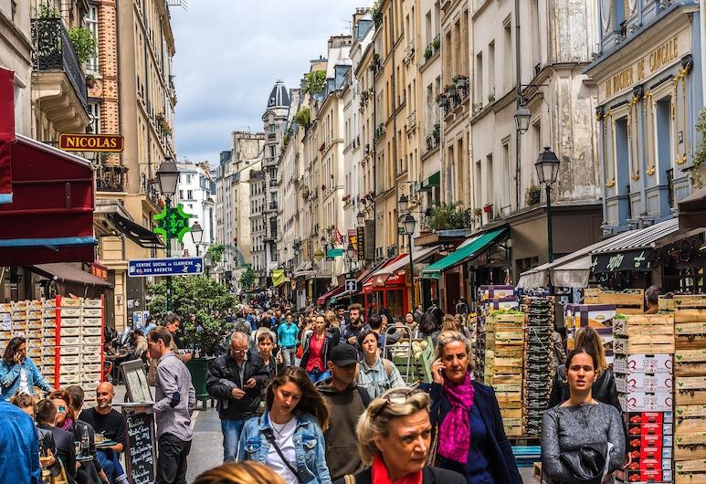 巴黎市中心可愛繭居酒店, 巴黎, 遠足